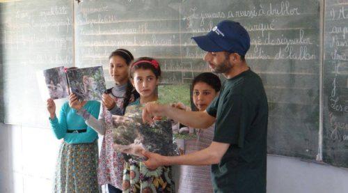 Ahmed Chetwan education